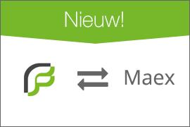 Faster Forward koppelt met MAEX!