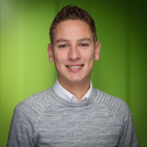 Nieuwe marketing en communicatiemedewerker: Mathijs van Waes!