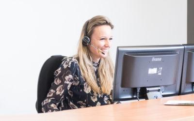 Nieuwe secretaresse/administratief medewerkster: Anouk Govaarts