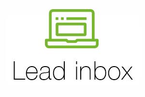Lead inbox