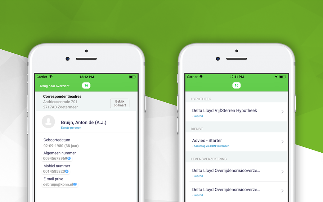 Adviseursapp 'On Route' beschikbaar voor iOS