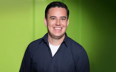 Nieuwe Developer: Jeroen Stamkot