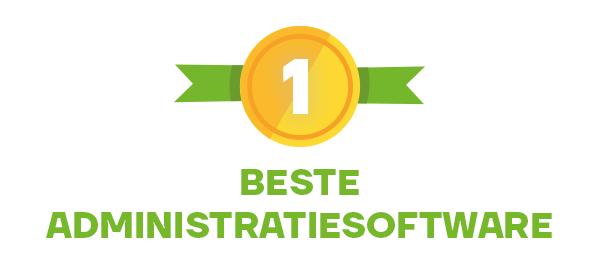 DFO beste administratiesoftware