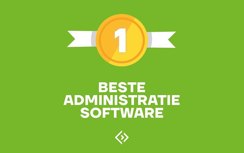 Faster Forward Elements wederom beste administratiesoftwarepakket