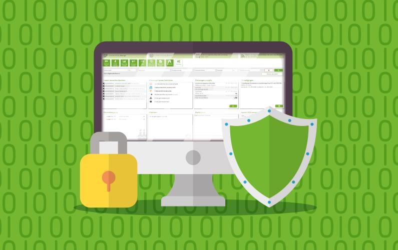 Beveiliging van persoonsgegevens binnen uw omgeving