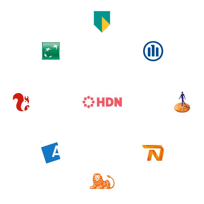 HDN aanbieders