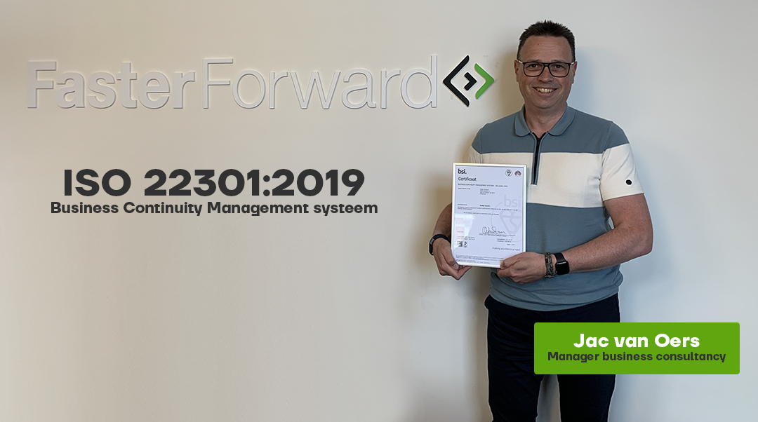 ISO 22301 2019