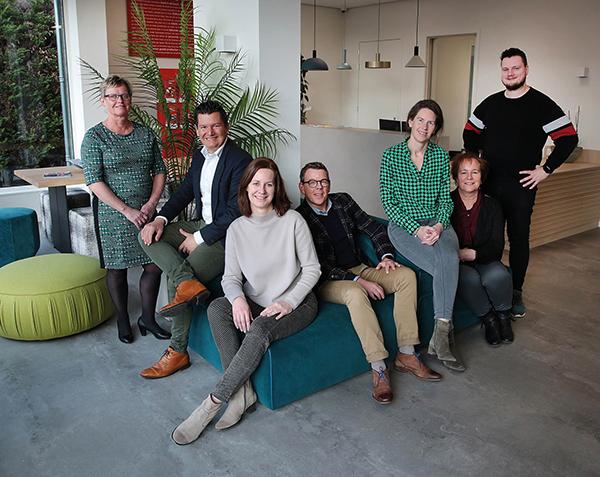 Arnold van Hooft team
