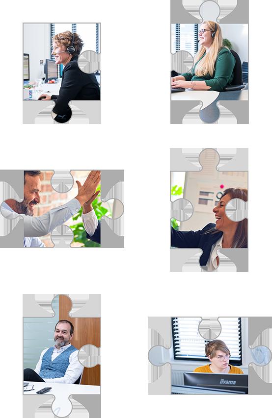 Consultancy, Support en onze klanten