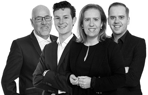 Hans Meijer Advies team